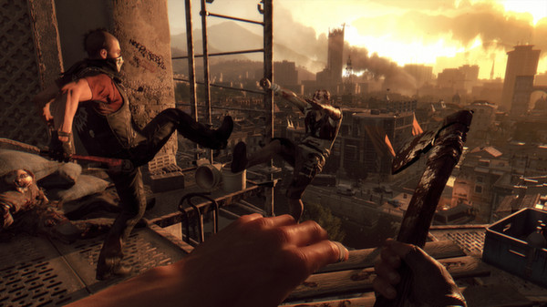 Another Bit Of Annoyance For Dying Light Fans. Techland Have Release An  Update For Dying Light Adding In Workshop Support For Mods, And The Mod  Tools To Go ...