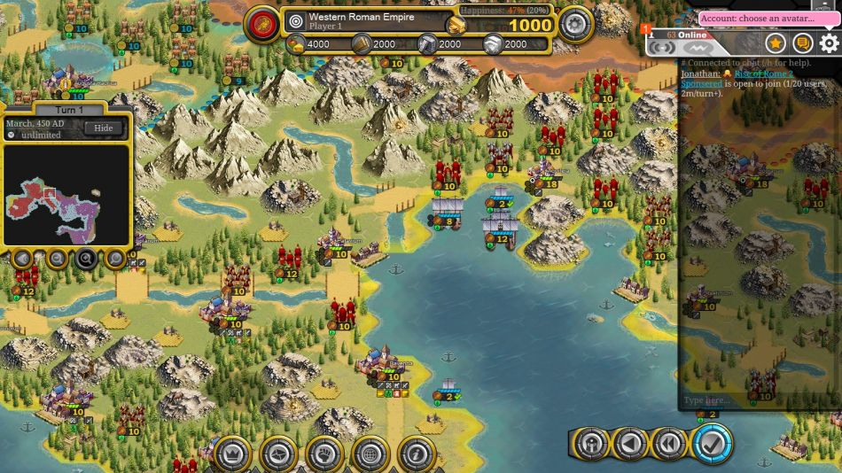 Some thoughts on demise of nations a 4x strategy game gamingonlinux gumiabroncs Image collections