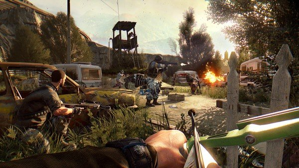 Lovely Well, Looks Like Techland Are At Least Paying Some Sort Of Attention To  Their Linux Port, Not Much Mind. They Just Released A Hotfix To Dying Light  That ... Amazing Ideas