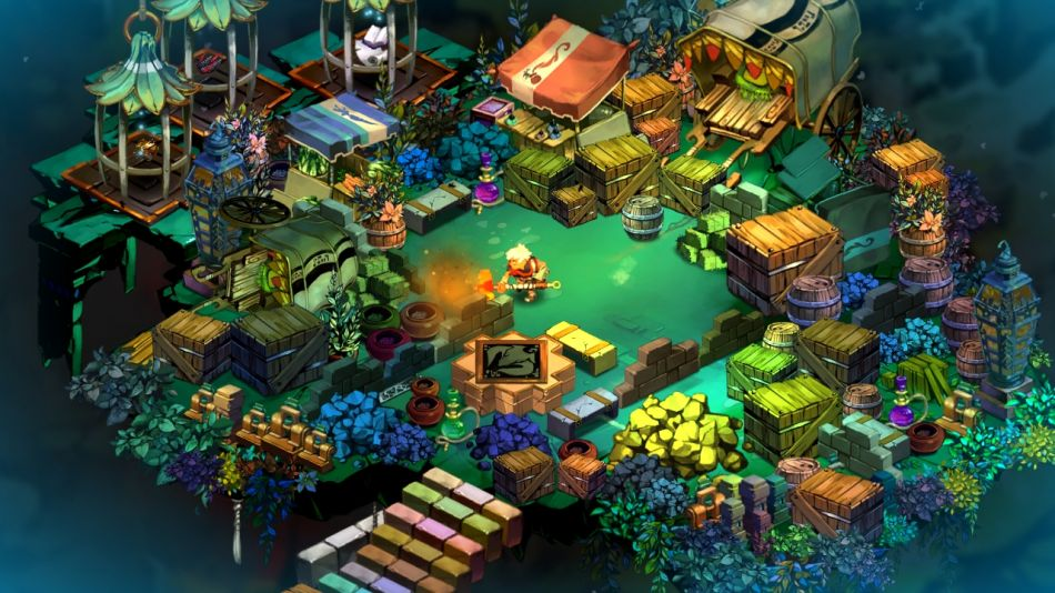 Supergiant Games now have Bastion, Transistor and Pyre up on