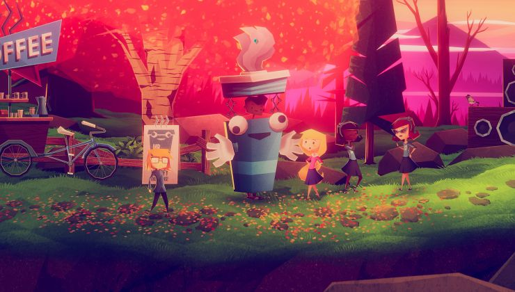 Wonderful adventure game Jenny LeClue - Detectivu is now fully voiced