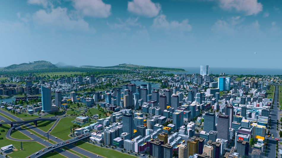 Cities: Skylines is another game having a free weekend on