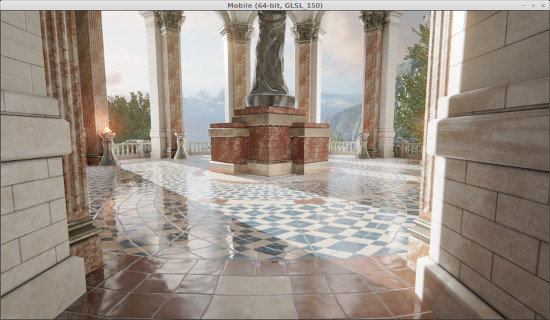 Unreal Engine 4 Now Has Linux Demo Games To Try ...