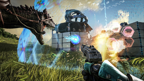 It Seems The Developer Was Gathering Help On The Steam Forum Yesterday,  Which Resulted In Getting A Working Linux Build Of ARK Out Again.