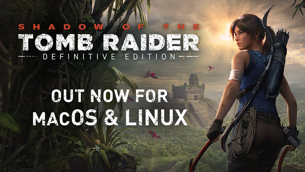 Shadow Of The Tomb Raider Definitive Edition Released With Linux