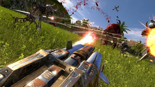 serious sam for linux