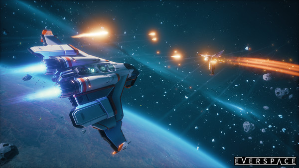 EVERSPACE seems to be having more issues with Unreal Engine again