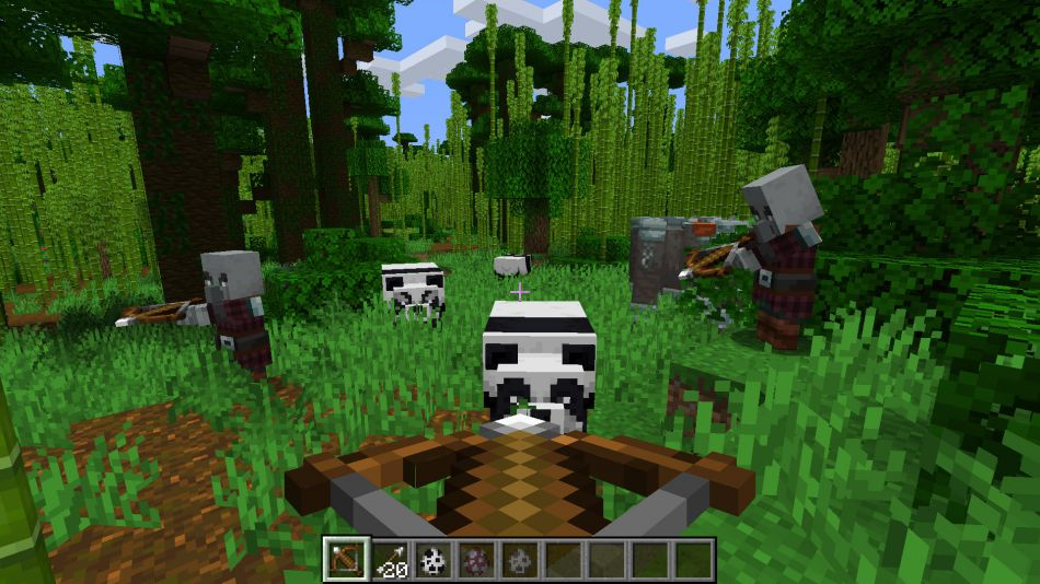 Minecraft Has A New Development Snapshot Out For The Big 1 14