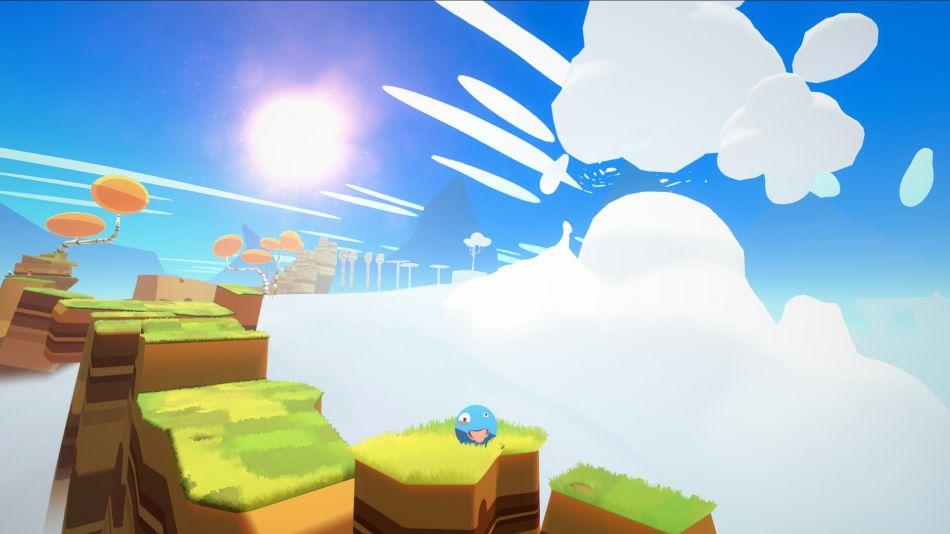 Dynamic physics 3D platformer 'Crumble' has a fresh demo