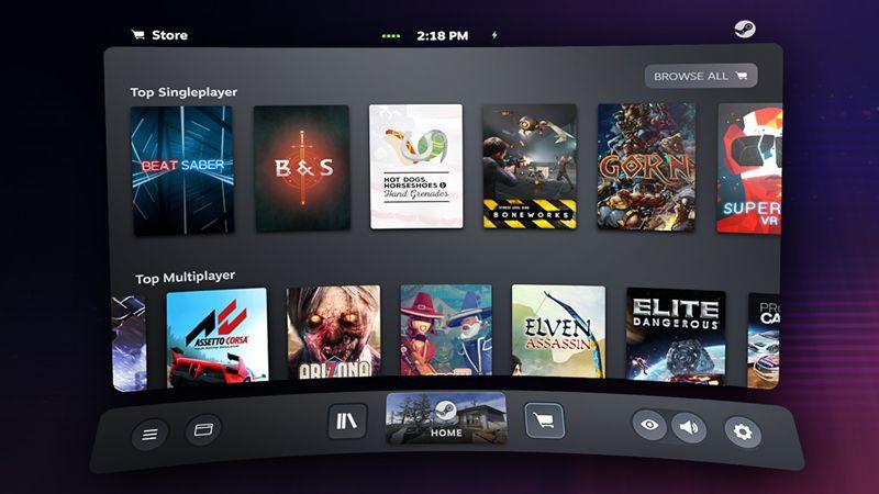 Wine 5.3 lançado com várias melhorias e Valve revela SteamVR 1.10