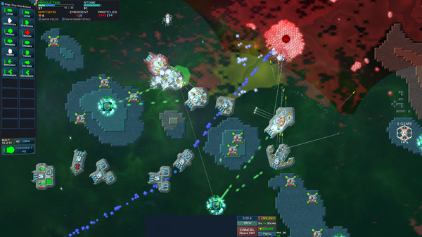 I think particle fleet emergence just became my new linux gaming i think particle fleet emergence just became my new linux gaming addiction gamingonlinux gumiabroncs Choice Image