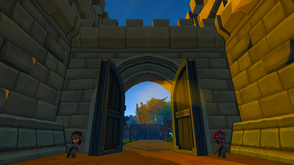 The free to play MMO 'Tale of Toast' has launched, with some major