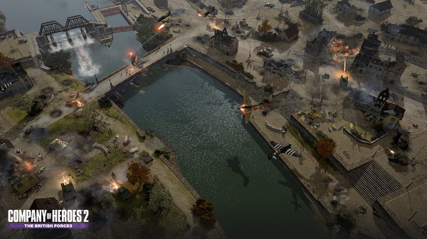 Company Of Heroes 2 The British Forces Ardennes Assault Now On