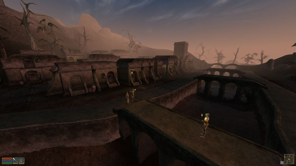 The open source Morrowind game engine 'OpenMW' is going to