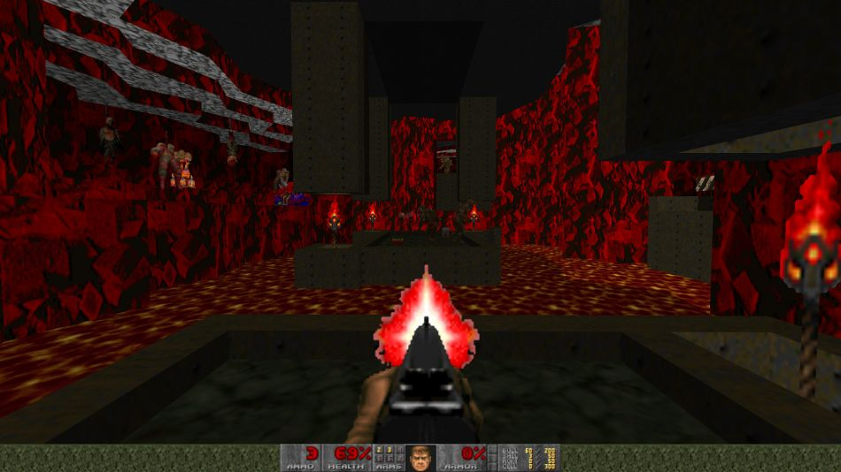 Sigil The Free Doom Megawad From Romero Games Is Out Now Gamingonlinux