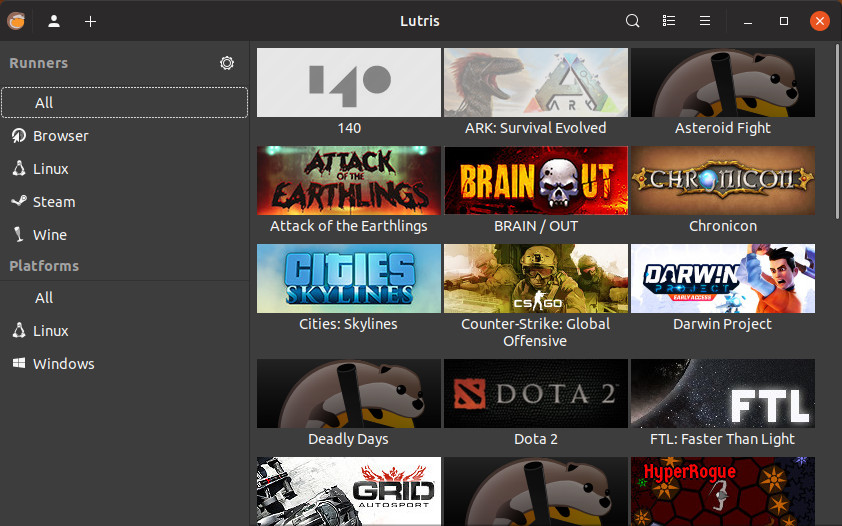 Lutris 0 5 beta 2 is out to further refine the experience
