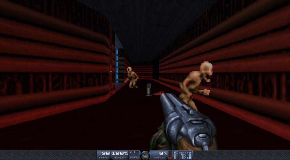 Doom 4 Vanilla is the latest crazy Doom game pack inspired