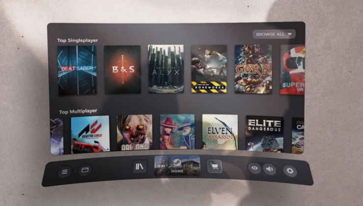 Valve moves on from OpenVR, goes all-in with OpenXR for SteamVR