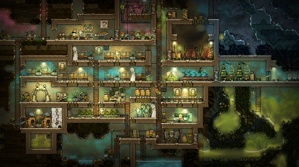 Oxygen Not Included has another sweet update, with a focus on
