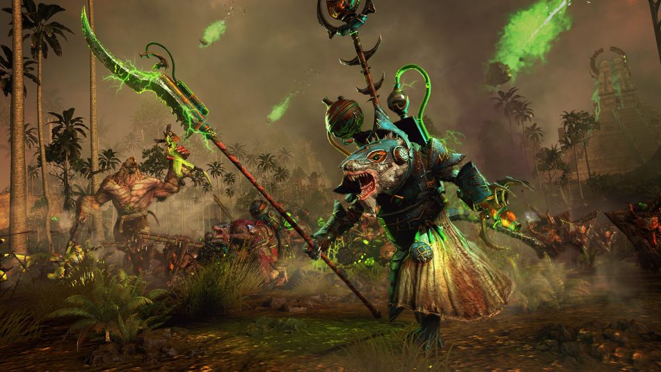 Humble has a Total War sale, next Total War: WARHAMMER II DLC on