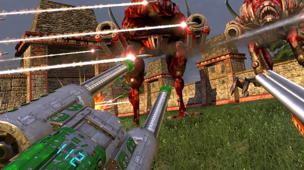 Serious Sam VR: The First Encounter & Serious Sam VR: The Second