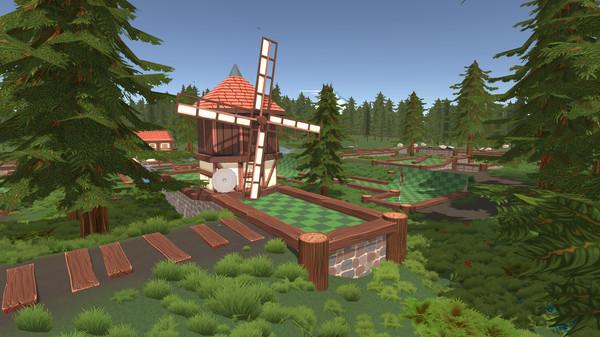 Minigolf Multiplayer Online 4 Player