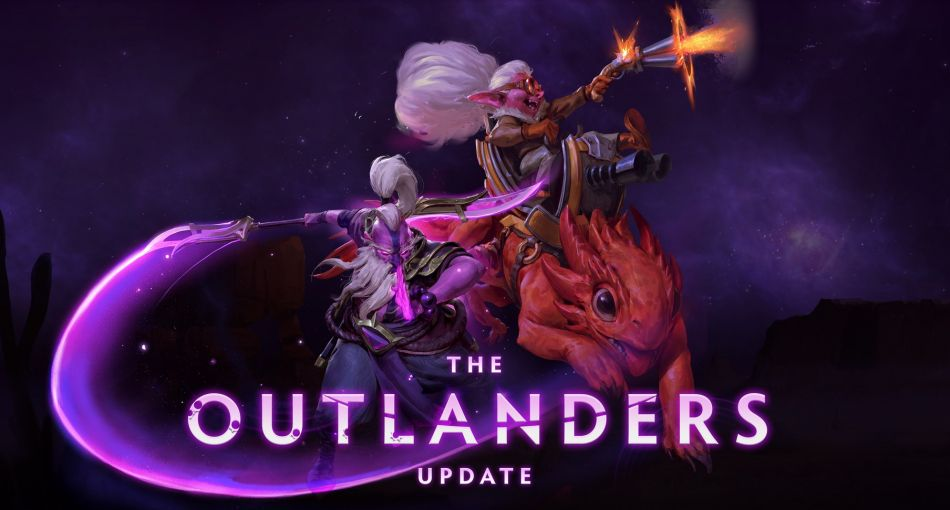 Dota 2 just got massive overhaul with The Outlanders Update