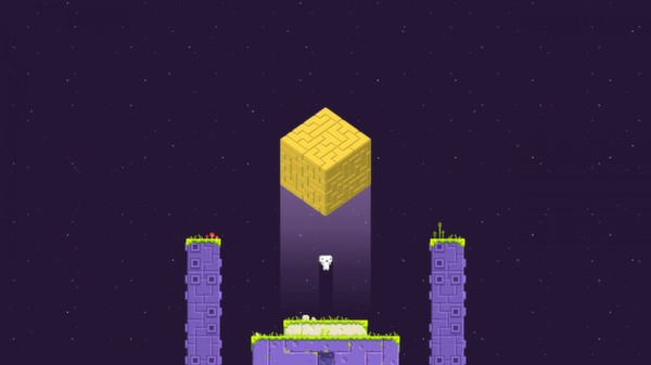 FEZ has a massive 1 2 update that switches out MonoGame for