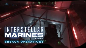 Interstellar Marines, the once promising sci-fi FPS is still