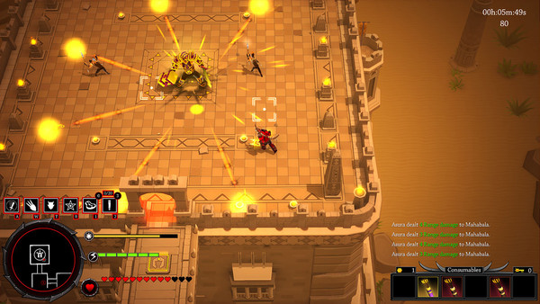 A look at 'Asura', a top-down hack 'n' slash game inspired by Indian