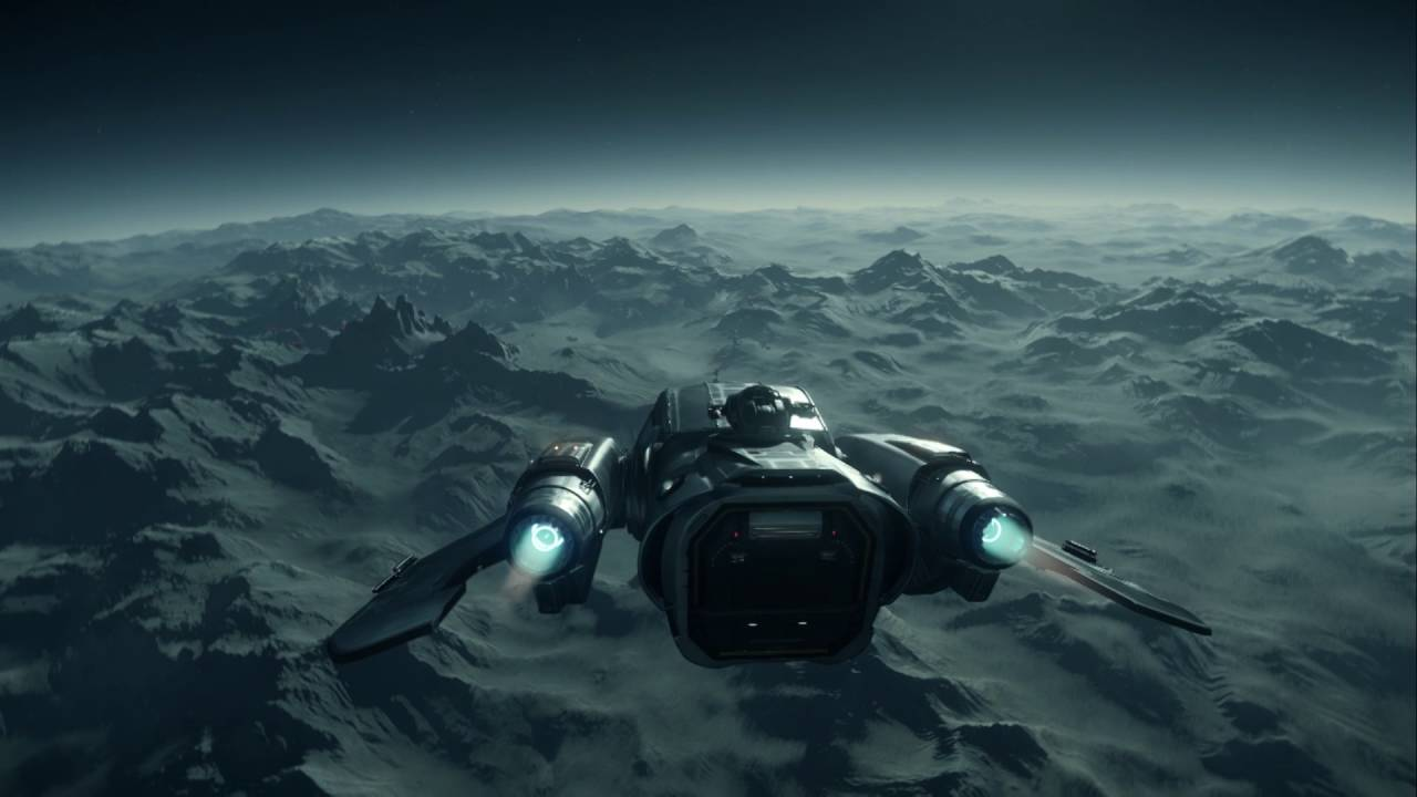 Star Citizen to use Vulkan instead of DirectX 12 and drop