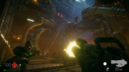 unity are giving out a rather impressive fps sample game