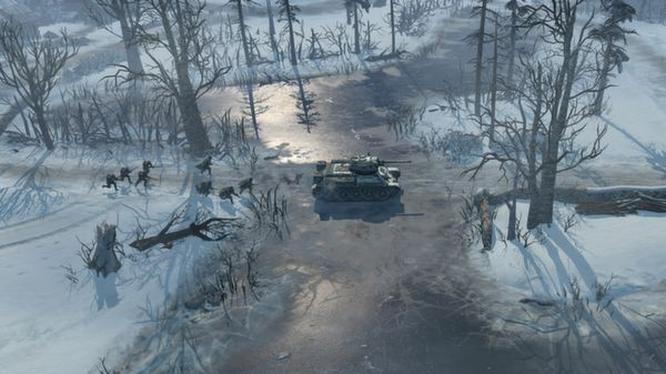 Company of Heroes 2 is now officially supported on AMD GPUs