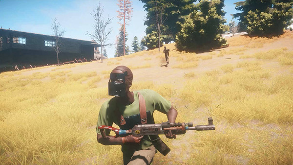 Rust game  Early Access survival game 'Rust' gains Vulkan support in a pre ...