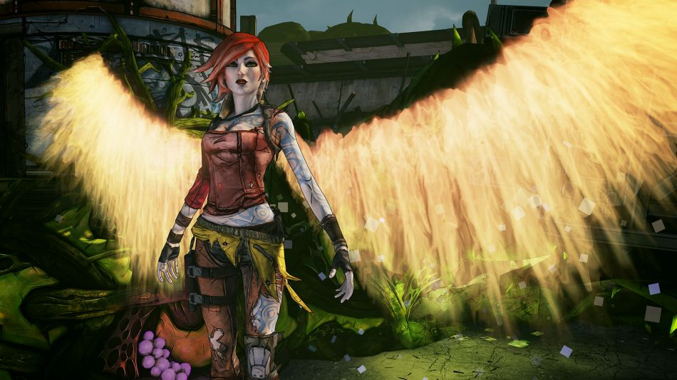New Borderlands 2 DLC is on the way called Commander Lilith
