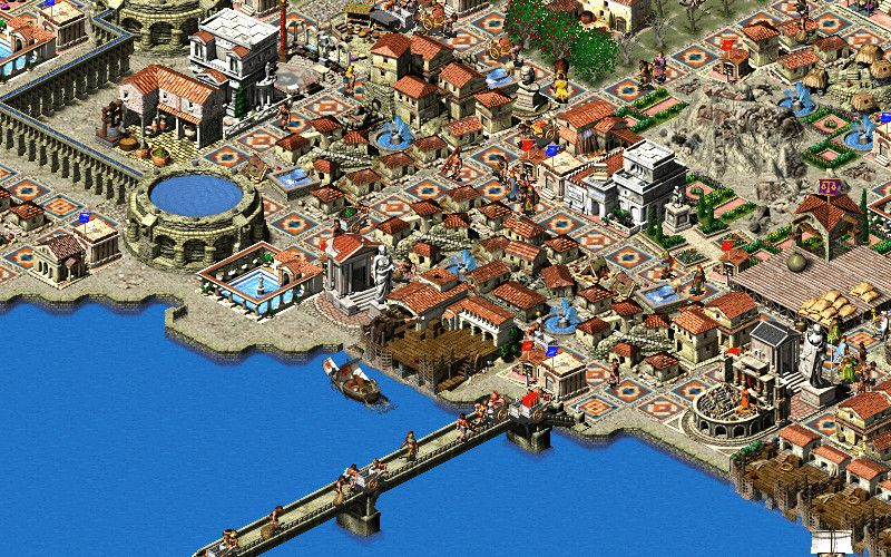 If you long for the days of Caesar III you can rejoice with the FOSS game  engine Julius | GamingOnLinux