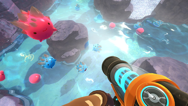 Slime Rancher is another Unity game to have black screen problems on