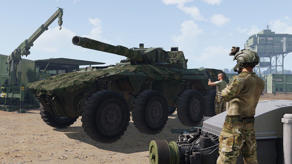 The Linux beta of Arma 3 has been updated to 1 82 | GamingOnLinux