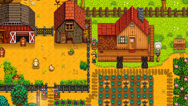 Stardew Valley released for Linux & SteamOS | GamingOnLinux