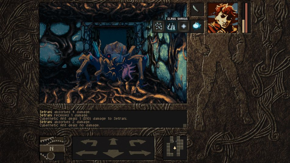Aeon of Sands - The Trail is a great dungeon crawler if you
