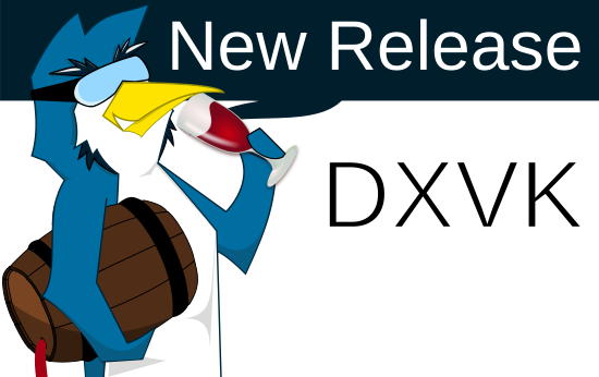 DXVK for Vulkan-based D3D11 in Wine version 0 61 is out with